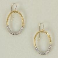 Marjorie Baer E9551 - Brass/Silver
