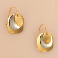 Marjorie Baer E9617 - Brass/Silver