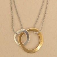 Marjorie Baer N3128 - Brass/Silver