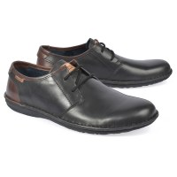 Pikolinos Men's Santiago  - Black