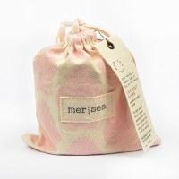 Mer-Sea 7oz Sandbag Candle - Coconut Sugar