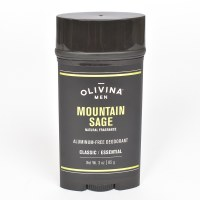 Olivina ML542 Deodorant - Moutain Sage