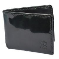 Orox Leather Co Allura Bifold - Emerald