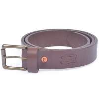 Orox Leather Co. Classic Belt - Brass Brown