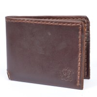 Orox Leather Classic Bifold - Brown