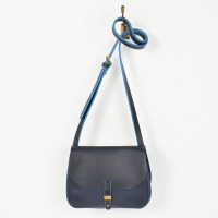 Orox Leather Co. Merces Saddle - Sapphire
