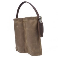 Orox Leather Co. Wine Caddy - Brown