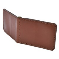 Orox Leather Co Money Clip - Tan