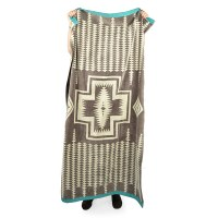 Pendleton Jacquard Spa Towel - Grey