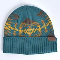 Pendleton Knit Cap - Diamond Peak Turquoise