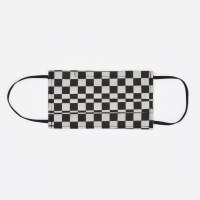 Primecut Face Mask - Checkered
