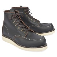"Red Wing 8849 6"" Classic Moc - Black Prarie"