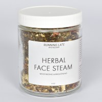 Running Late Herbal Face Steam - Neutral
