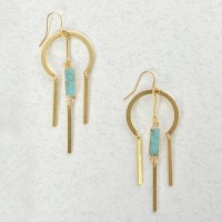 Scout EA005 - Turquoise/Gold