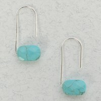 Scout EF003 - Turquoise/Silver