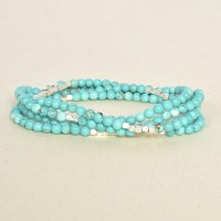 Scout SW006 - Turquoise/Silver