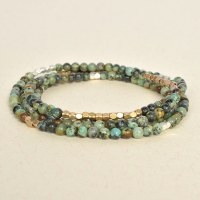 Scout SW021 - Turquoise/Silver & Gold