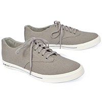 Seavees Men's Hermosa Plimsoll - Grey