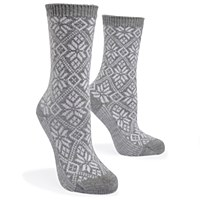 Smartwool Traditional Snowflak - Light Grey