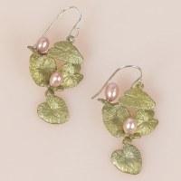 Silver Seasons Water Lily - Bronze