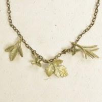 Silver Seasons Petite Herbs - Bronze