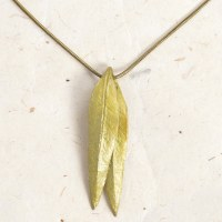 Silver Seasons Eucalptus - Bronze