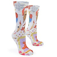 Stance Mrs Paws - White
