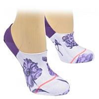 Stance Rebel Rose - Purple