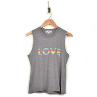 Sub_Urban Riot Love Rainbow  - Heather Grey