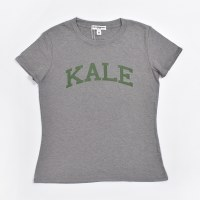 Sub Urban Riot Kale Tee - Heather Grey