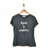 Sub_Urban Riot Keep Positive - Black