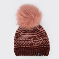 Smartwool Chair Lift Beanie - Canyon Rose