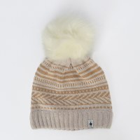 Smartwool Chair Lift Beanie - Rainbow Donegal