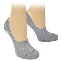 Smartwool Hide & Seek No Show - Light Grey