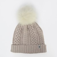 Smartwool Lodge Girl Beanie - Rainbow Donegal