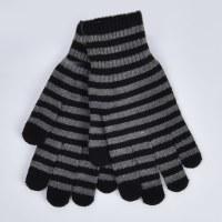 Smartwool Striped Liner Glove - S