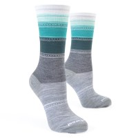 Smartwool Sulawesi Stripe - Light Gray