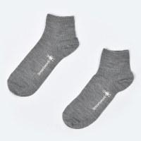 Smartwool Texture Mini Boot - Light Gray