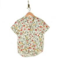 Toad & Co Camp Cove SS Shirt - Botanical Print