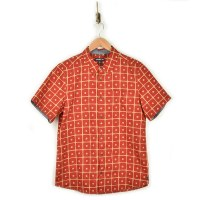 Toad & Co Fletch SS Shirt - Canoe Geo
