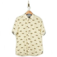 Toad & Co Fletch SS Shirt - Salt Crane