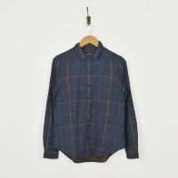 Toad & Co Cairn Duofold LS  - True Navy