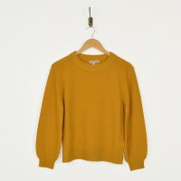 Toad & Co Cotati Crew Sweater - Gooseberry