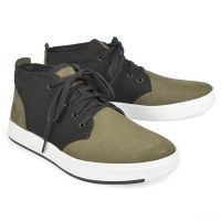 Timberland Davis Square - Dark Green/Black