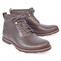 Timberland Kendrick Chukka WP - Dark Brown