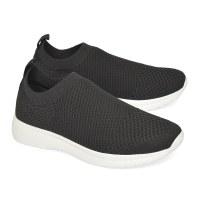 Vagabond Cintia Knit Sneaker - Black