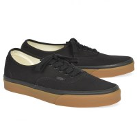Vans Authentic M 12oz - Black