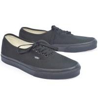 Vans Men's Authentic M - Black/Black