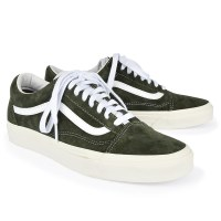 Vans Men's Old Skool Pig Suede - Grape Leaf
