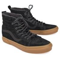 Vans Men's Sk8 Hi MTE Gum M - Black